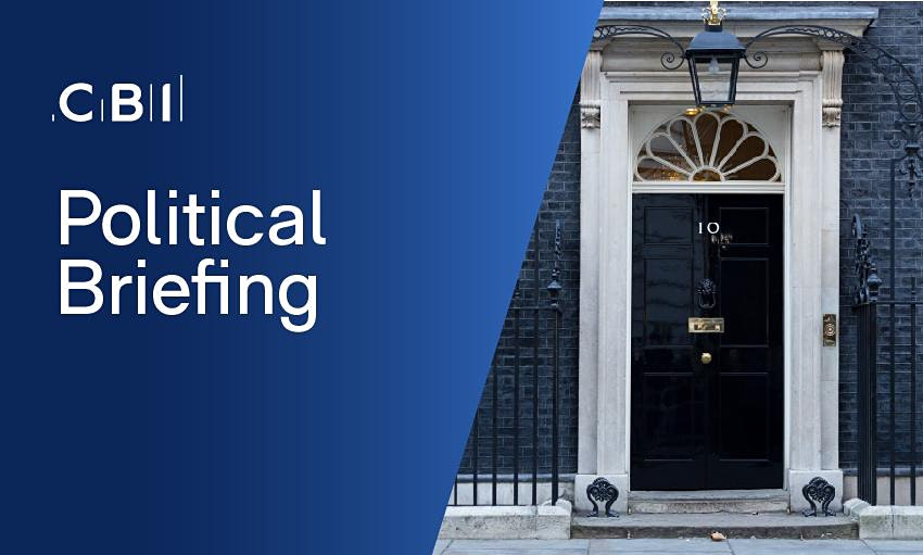Political Briefing - East of England
