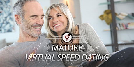 Mature VIRTUAL Speed Dating | 46-62 | July tickets