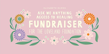Ask Me Anything / Access to Healing Fundraiser tickets