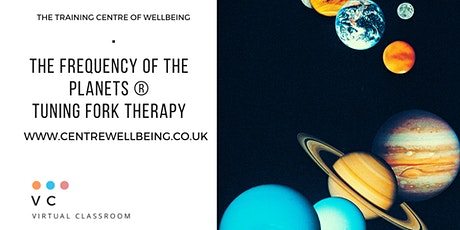 The Frequency of the Planets ™ Tuning Fork Therapy Practitioner tickets