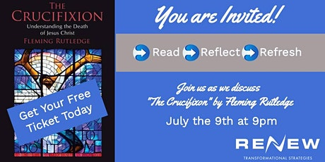 Renew Book Discussion tickets