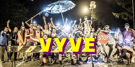 Virtual Vyve | Festival and Dance Experience | Every Wellness Wednesday! tickets