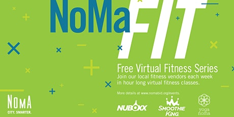 NoMa FIT with Yoga NoMa - Gentle Flow & Release tickets