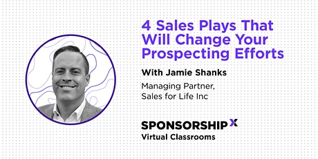 4 Sales Plays That Will Change Your Prospecting Efforts tickets
