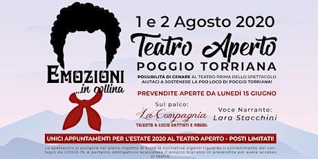 EMOZIONI ... In Collina -  Omaggio a Lucio Battisti e Mogol biglietti