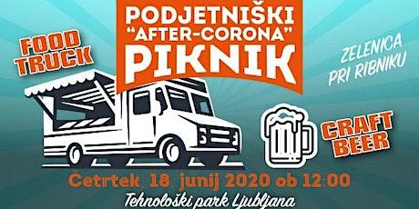 "Podjetniški ""after-korona"" piknik tickets"