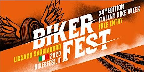 Biker Fest International biglietti