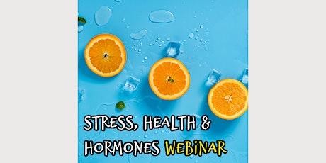 Live Webinar: A Holistic Approach to Hormonal Imbalance tickets