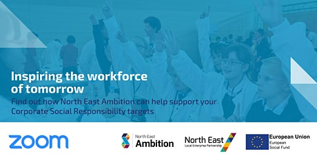 Inspiring the workforce of tomorrow - North East Ambition tickets