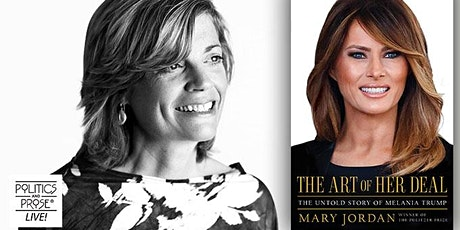 P&P Live! Mary Jordan   THE ART OF HER DEAL with Sally Quinn tickets