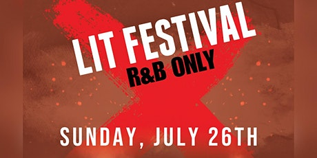 LIT Festival Day 4 tickets