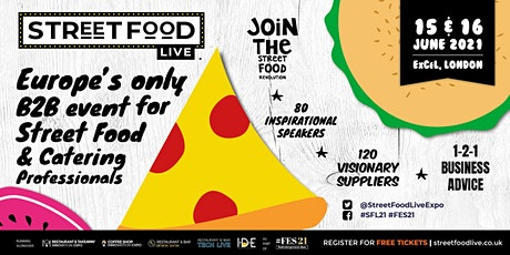 Street Food Live tickets