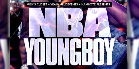 NBA Young Boy Concert Orlando tickets