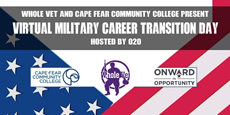 Whole Vet Virtual Military Career Transition Day Event tickets