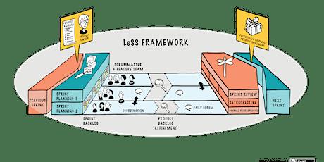 Certified LeSS Practitioner billets