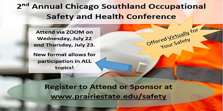 2nd Annual Chicago Southland Occupational Safety and Health Conference tickets