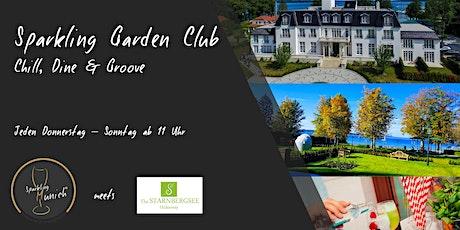 Sparkling Garden Club @  Starnbergersee tickets