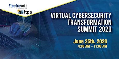 Cybersecurity Transformation Summit 2020 tickets