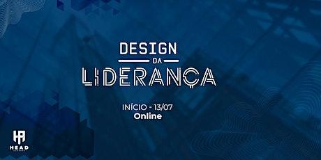 Design da Liderança bilhetes