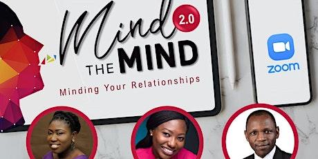 Mind The Mind 2.0 tickets