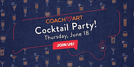 Leah's Virtual Cocktail Party tickets