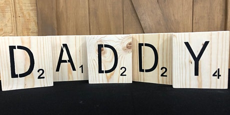 Stone and Pallet (TM) - How Do You Spell Dad?  DIY Father's Day Special! tickets