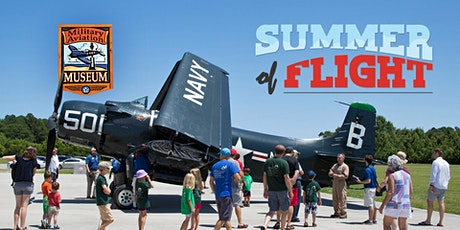 Summer of Flight 2020 tickets