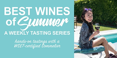 [Virtual Tasting] MOW's Best Wines of Summer: Red Wine Exposé tickets