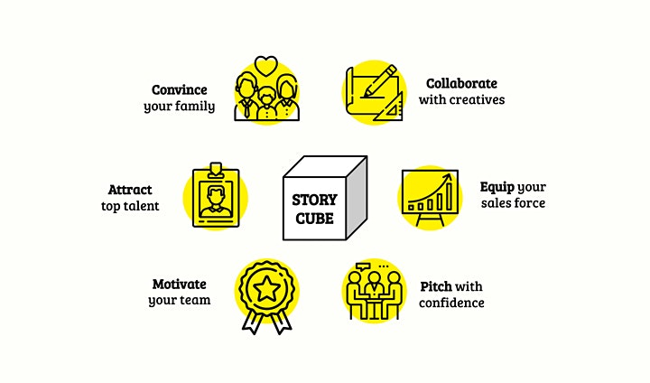 How to tell your brand story & sell more, presented by Story Cube (Webinar) image