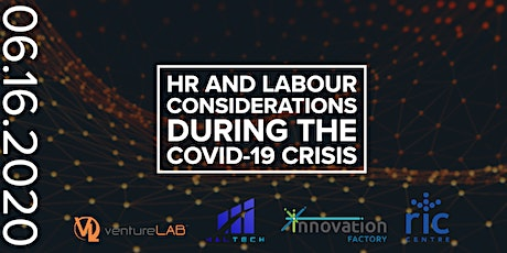 HR and Labour Considerations During the COVID-19 Crisis with MEDJCT tickets