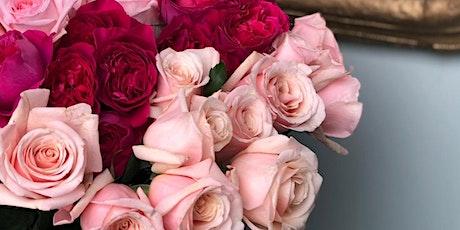Garden Rose Workshop tickets