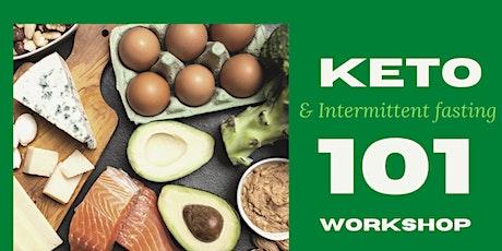 KETO & INTERMITTENT FASTING 101 tickets