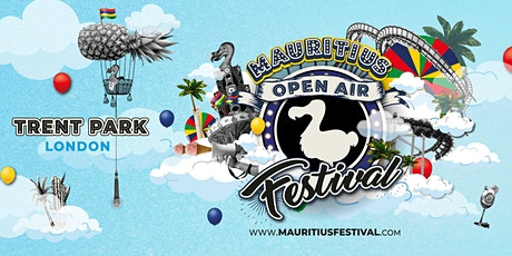 Mauritius Open Air Festival 2021 tickets