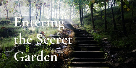 Entering the Secret Garden - a walk in nature. Richmond, UK. tickets