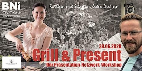 BNI Präsentieren-Workshop ADVANCED 2020 Region Zwickau Tickets