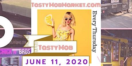Tasty Mob Market Cambrian Park Plaza San Jose tickets