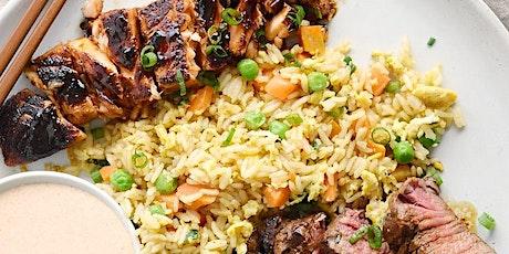 Hibachi: Steak, Pork & Shrimp tickets