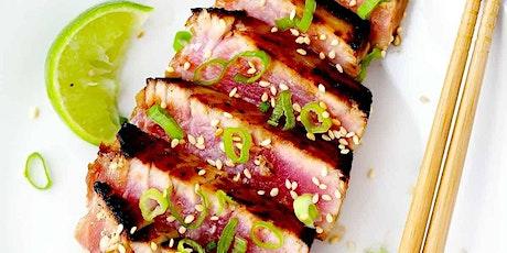 Ahi Tuna: Seared, Poke, & Raw tickets