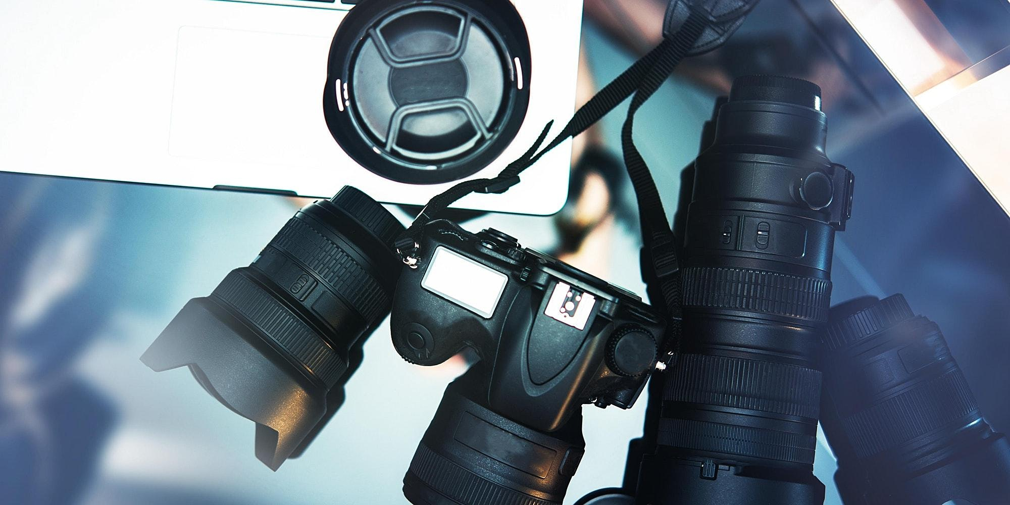 Sell Your Camera Gear - Virtual Event