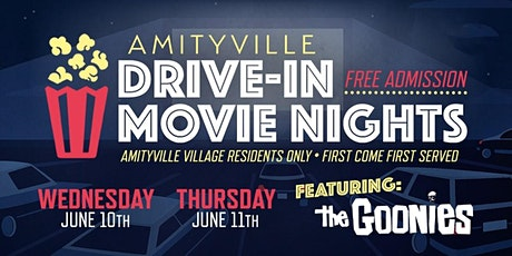 Amityville Village Outdoor Movie Night tickets