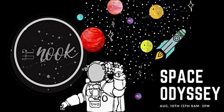 Summer Camp SPACE ODYSSEY tickets