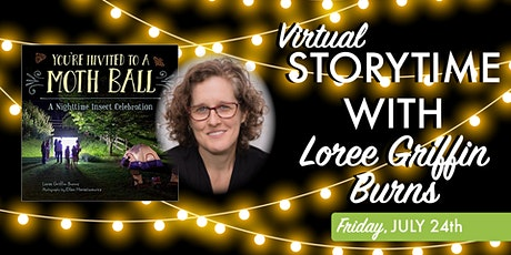 Storytime with Loree Griffin Burns tickets