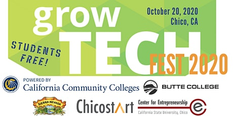 growTECHFEST 2020 tickets