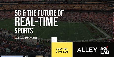 5G & The Future of Real Time Sports tickets