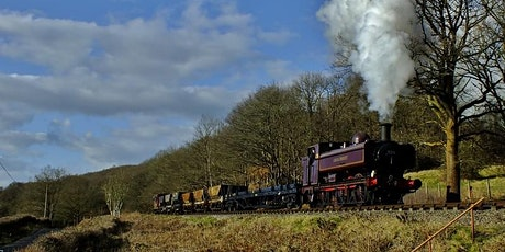 Pannier Tank L92 at the Gwili Railway - Final date To be advised tickets
