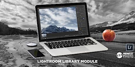 Lightroom Library Module-WRK120 -LR2 (Online) tickets