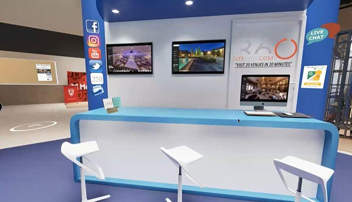 1st VIRTUAL BUSINESS EXPO- Connecting, Reinventing & Pivoting image