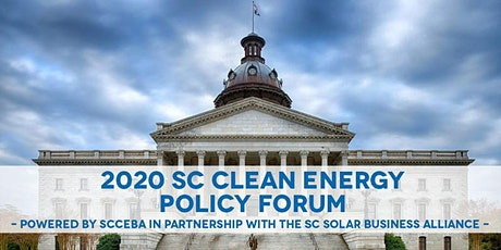 SC Clean Energy Policy Forum tickets