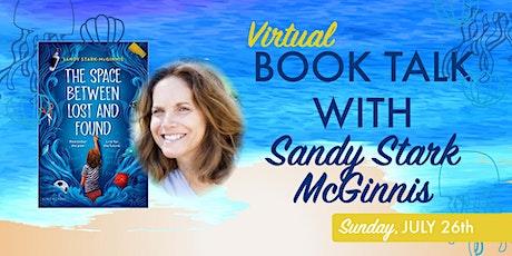 Book Talk with Sandy Stark McGinnis tickets