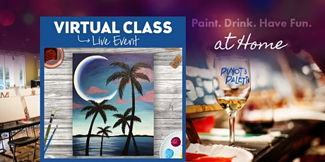 Crescent Palms - Live Interactive Virtual Class tickets